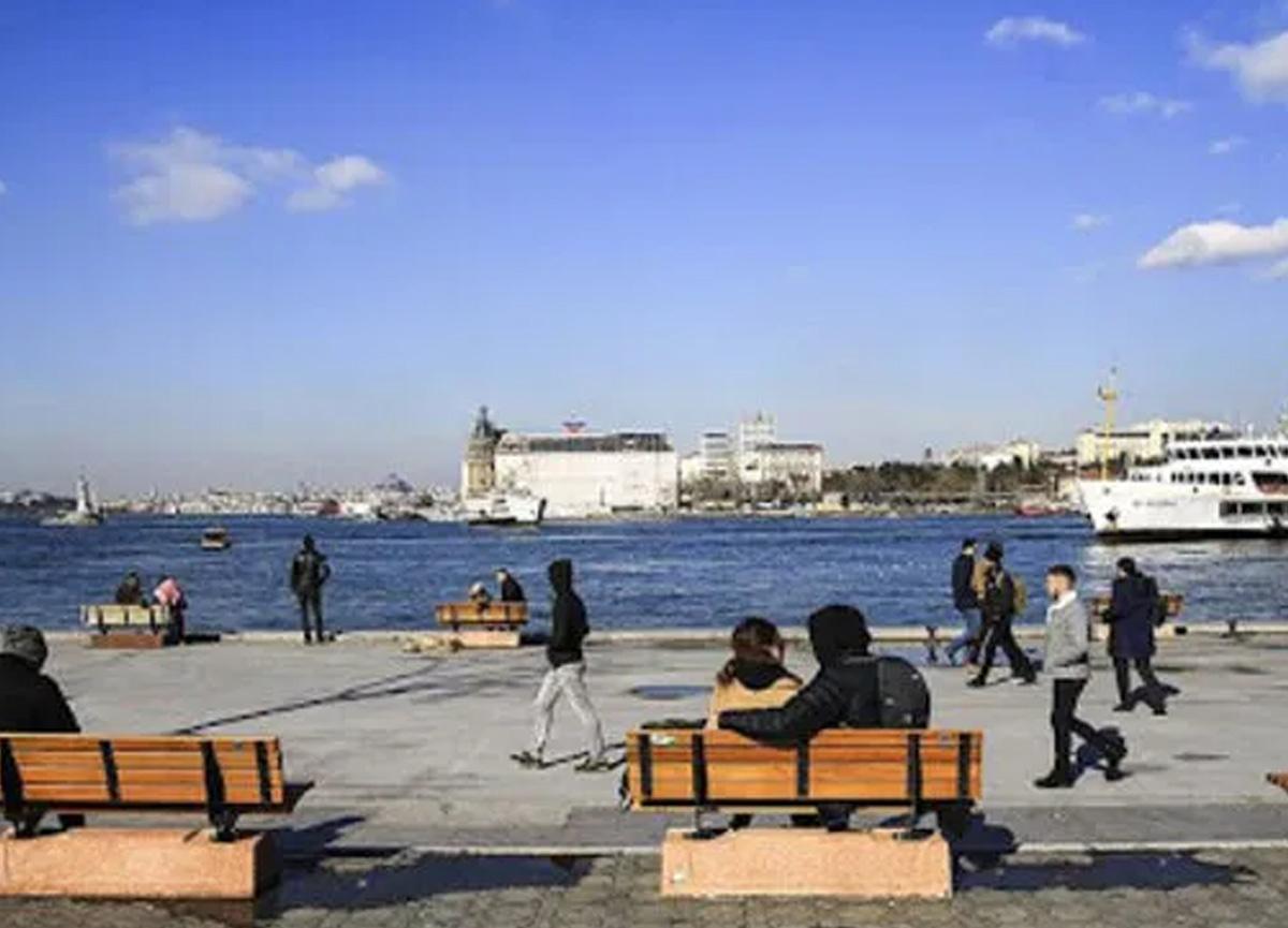 İstanbul'da yarından sonra 7 gün boyunca güneşli hava etkili olacak