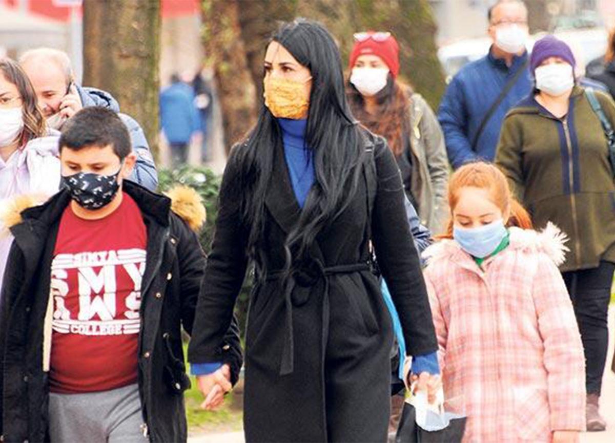 Aynı maskeyi uzun süre kullanınca neler oluyor? İşte o araştırmanın sonucu