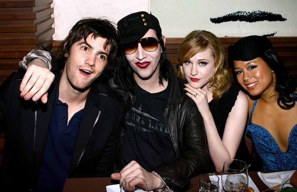 Oyuncu Evan Rachel Wood'dan Marilyn Manson'a taciz suçlaması: Artık susmayacağım