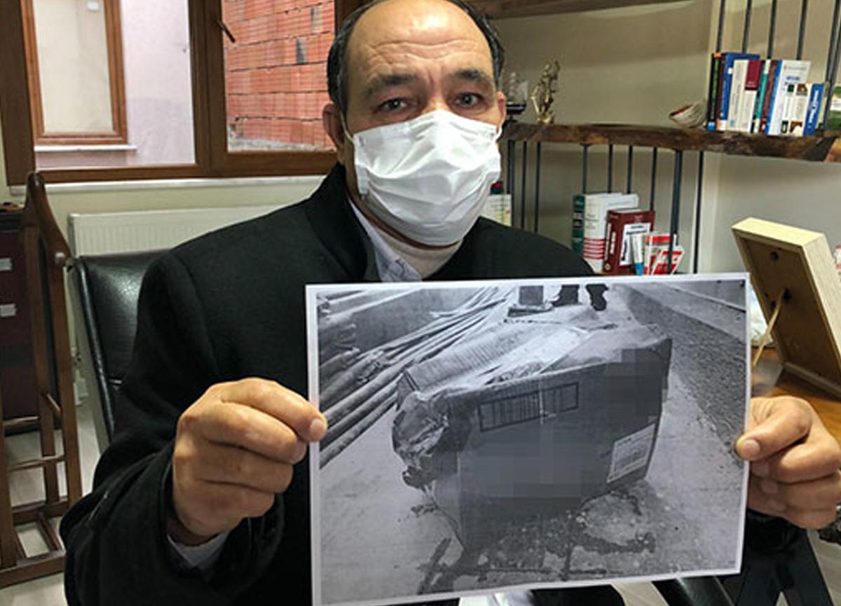 Kayıp 'dalak' için İl Sağlık Müdürlüğü soruşturma başlattı