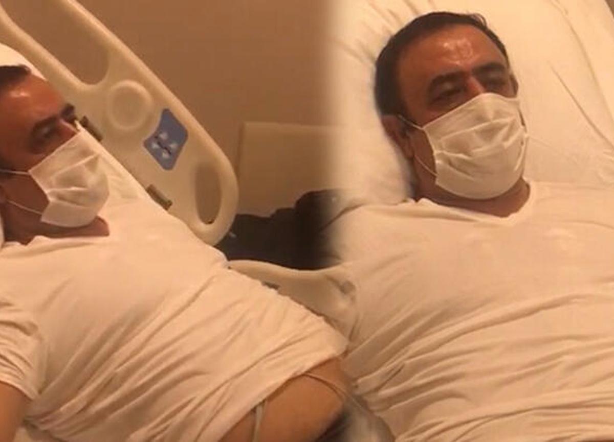 Mahmut Tuncer hastaneye kaldırıldı! Mahmut Tuncer'in sağlık durumu nasıl?