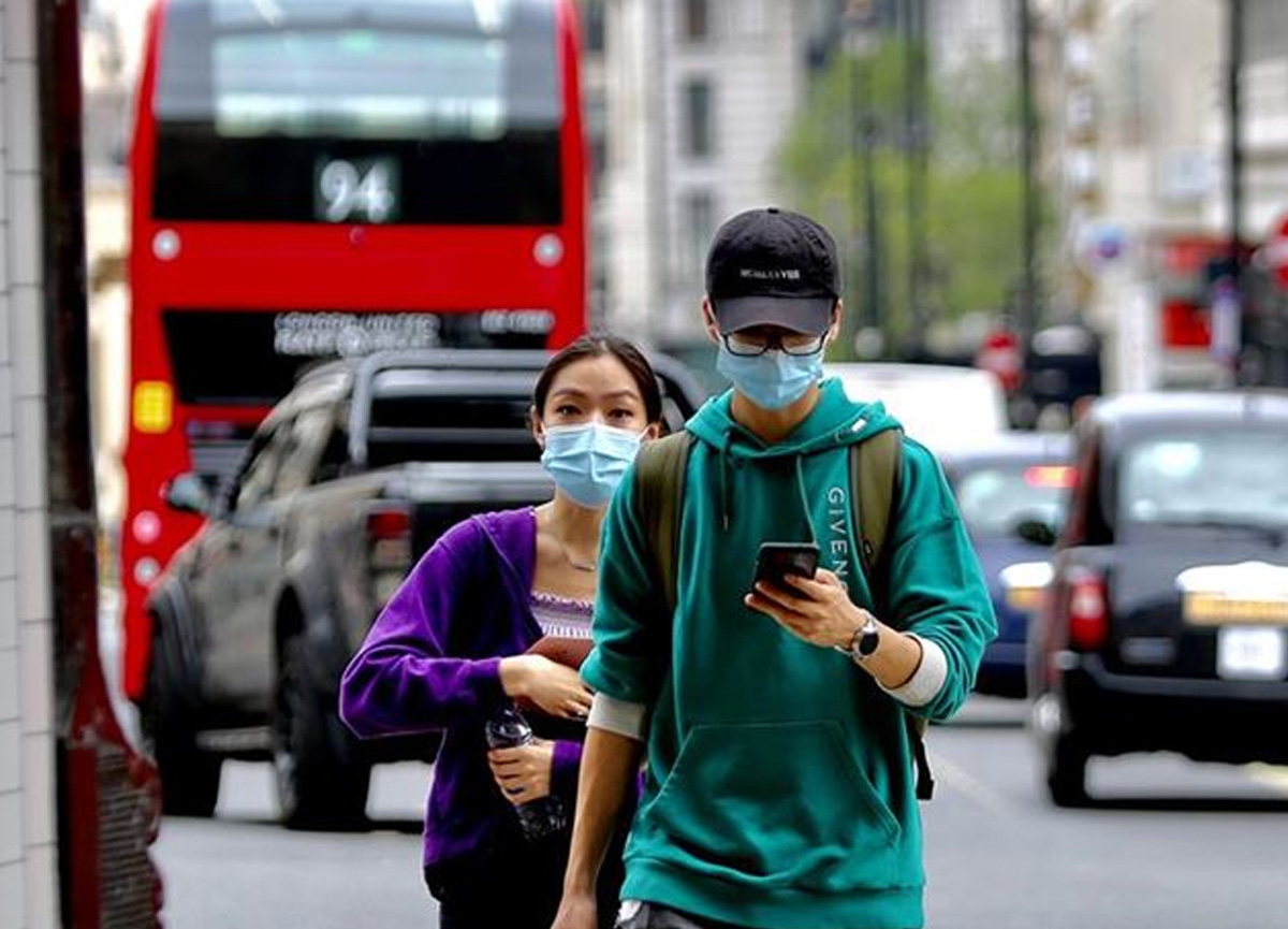 İngiltere'deki mutasyonlu virüs bir kez daha mutasyona uğradı