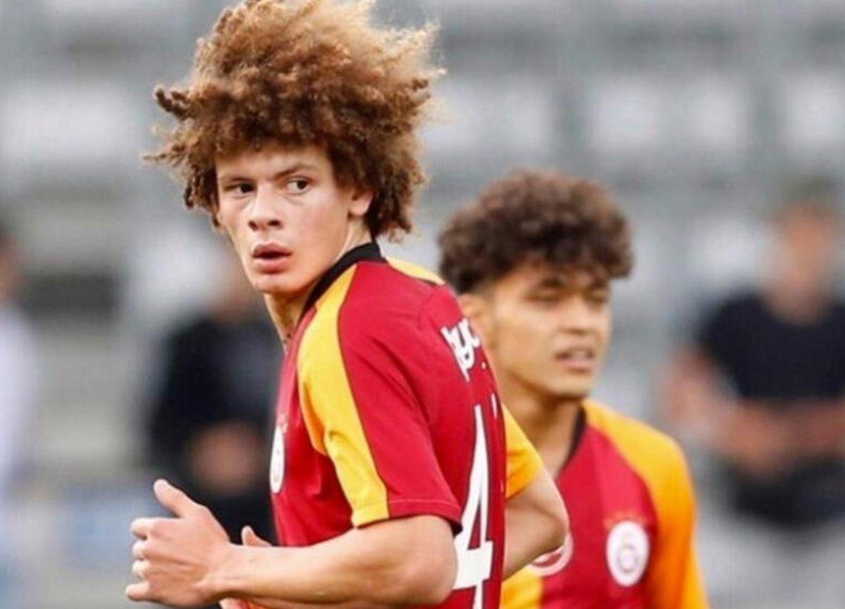 Galatasaray'ın 2002 doğumlu forveti Erencan Yardımcı 4.2 milyon TL karşılığında Eyüpspor'da