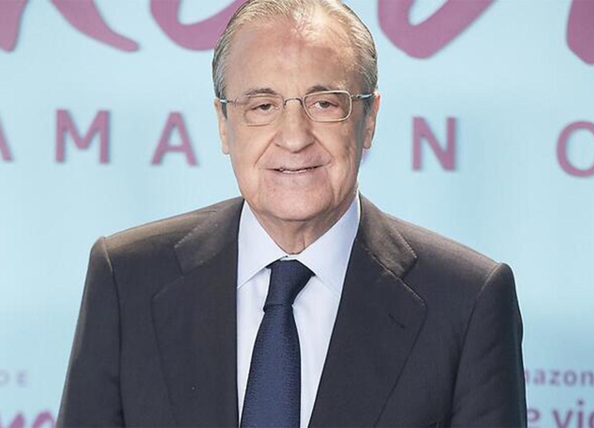 Real Madrid Başkanı Florentino Perez koronavirüse yakalandı!