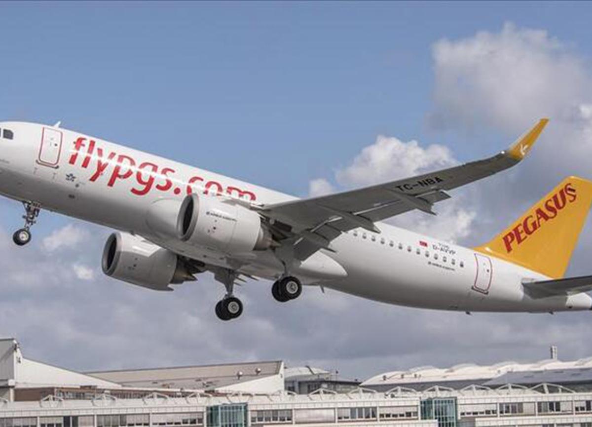 Pegasus açıkladı: İsrail'e uçuşlar, 7 Şubat'a kadar durduruldu