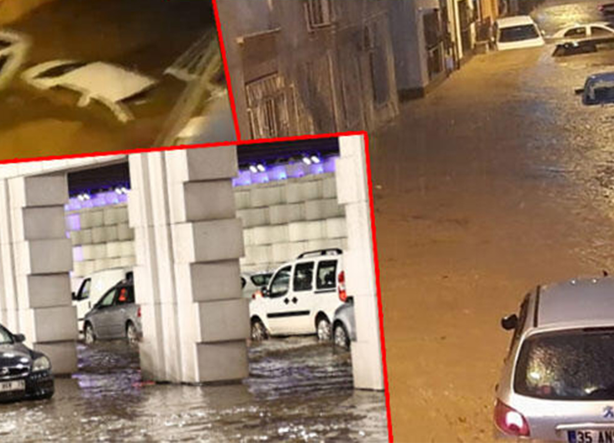 İzmir Büyükşehir Belediyesi'nden 'Sakın evden çıkmayın' uyarısı