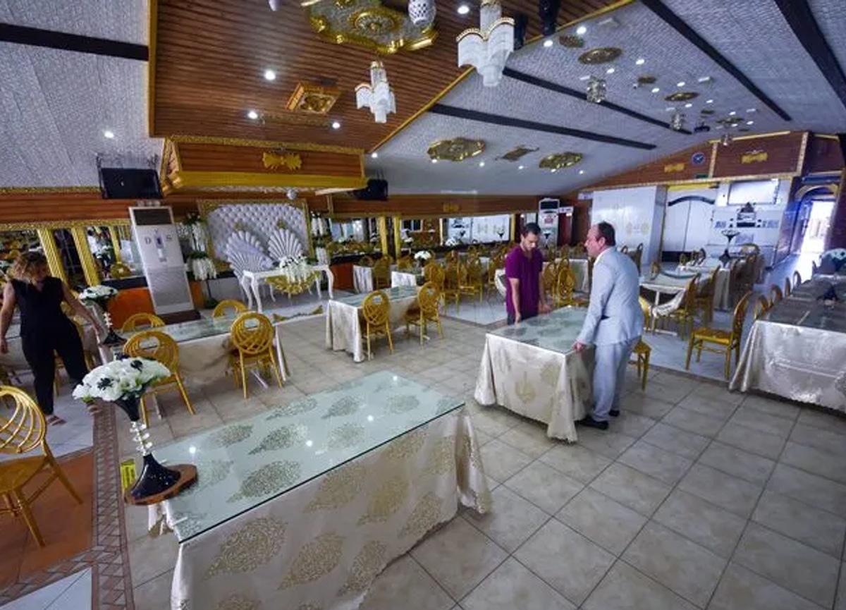 Düğünlerde yeni dönem başlıyor: 'Gizli davetli', düğün salonlarını denetleyecek
