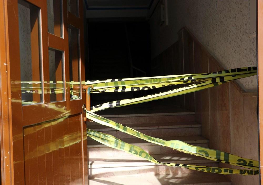 11 kişide koronavirüs çıkan 20 daireli binaya karantina