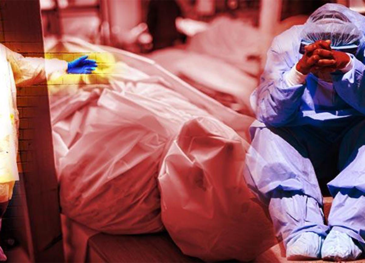 ABD'de korona nedeniyle hayatını kaybedenlerin sayısı hızla artıyor