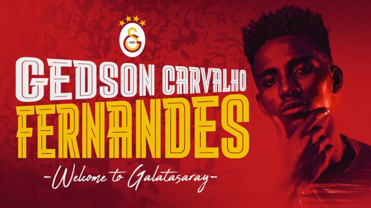 Galatasaray'da Gedson Fernandes sürprizi! Açıkladı...