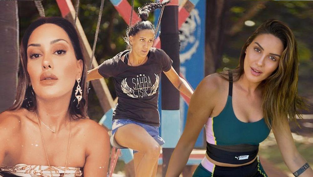 Survivor eski yarışmacısı Sahra Işık'ın değişimi görenleri hayrete düşürdü