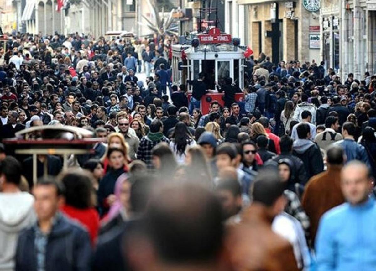 Son dakika haberi... Türkiye'nin 2020 nüfusu açıklandı