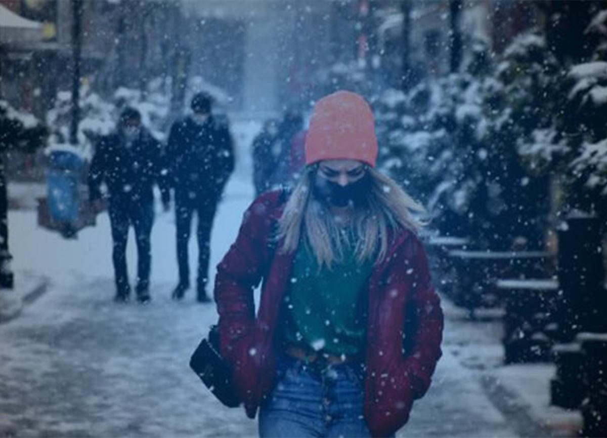 Dikkat! Meteoroloji'den kar, çığ, yağmur uyarısı!
