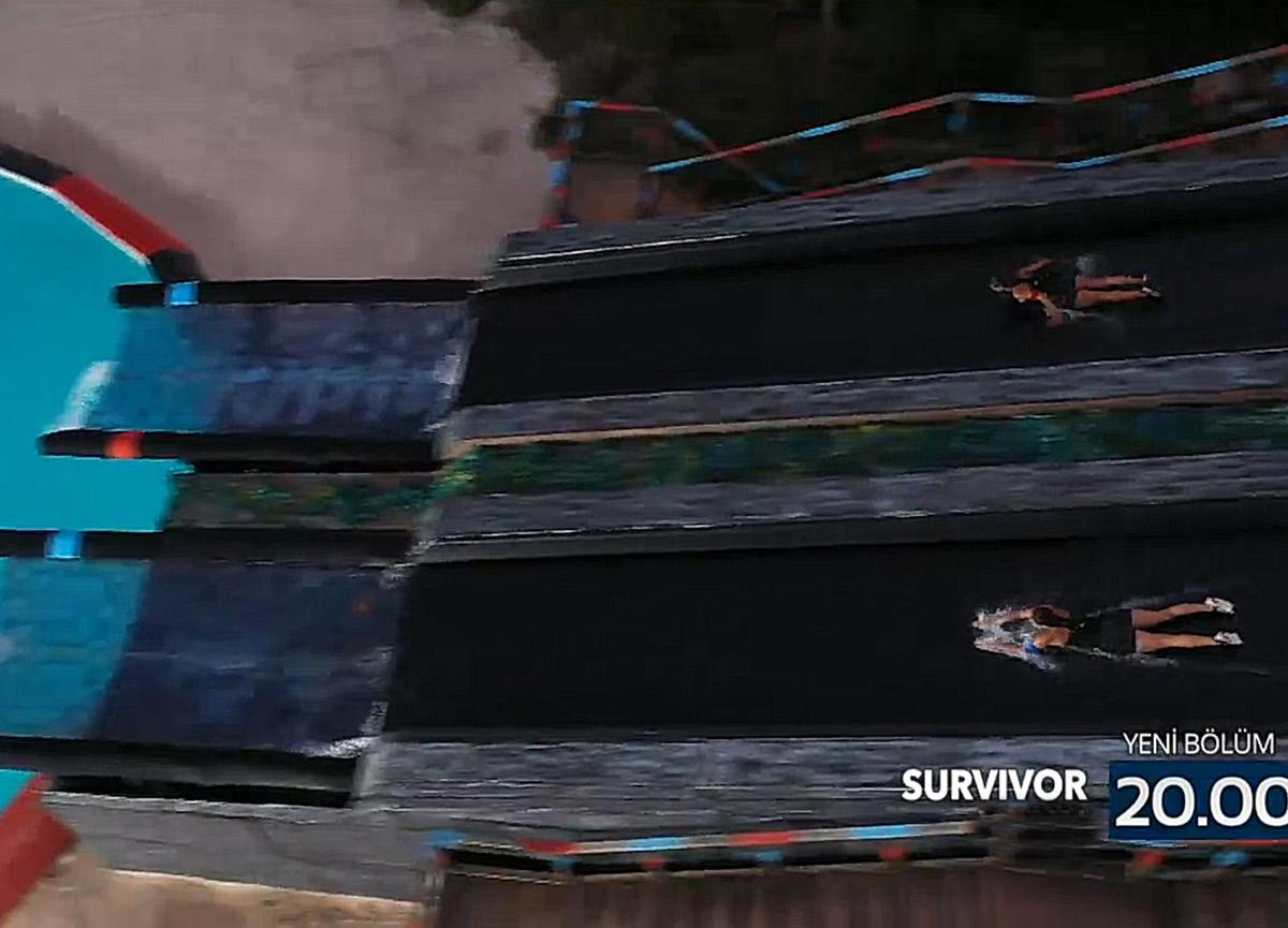 Survivor'da dokunulmazlığı kim kazandı, eleme adayı kim oldu? 6 Şubat Survivor 2021 dokunulmazlık oyunu