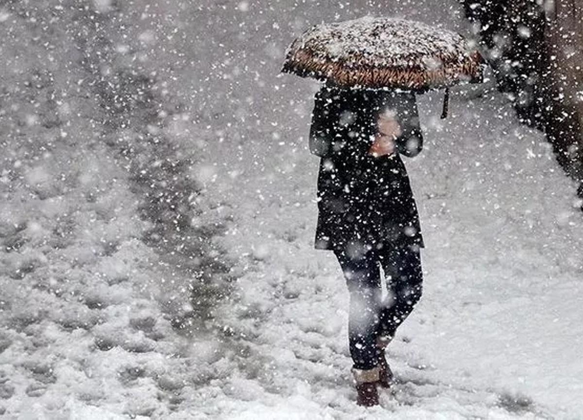 Meteoroloji bazı iller için kar ve sağanak yağış uyarısında bulundu