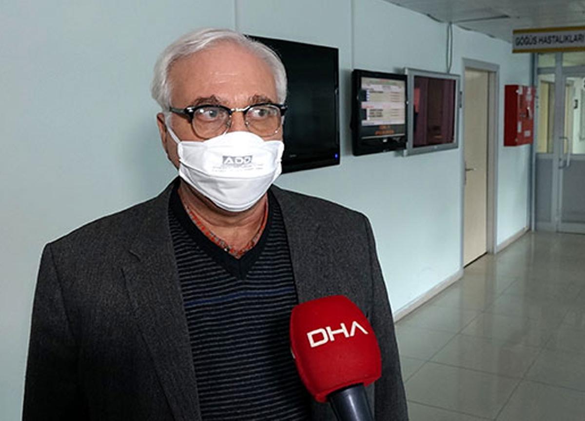 Bilim Kurulu Üyesi Prof. Dr. Tevfik Özlü: Mutasyonlu virüsle maskenin önemi de arttı