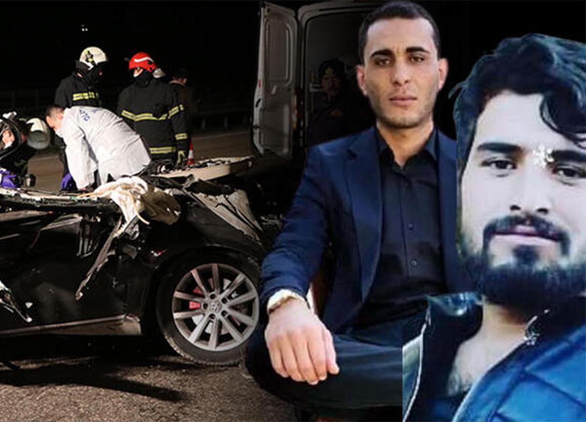 Gaziantep'te feci kaza! 2 arkadaş hayatını kaybetti