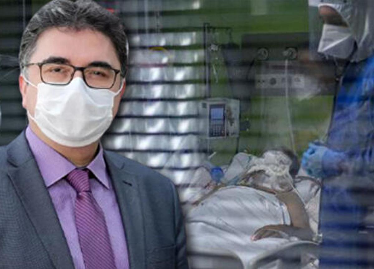 Prof. Dr. Tufan Tükek'ten çok önemli mutasyonlu koronavirüs uyarısı!