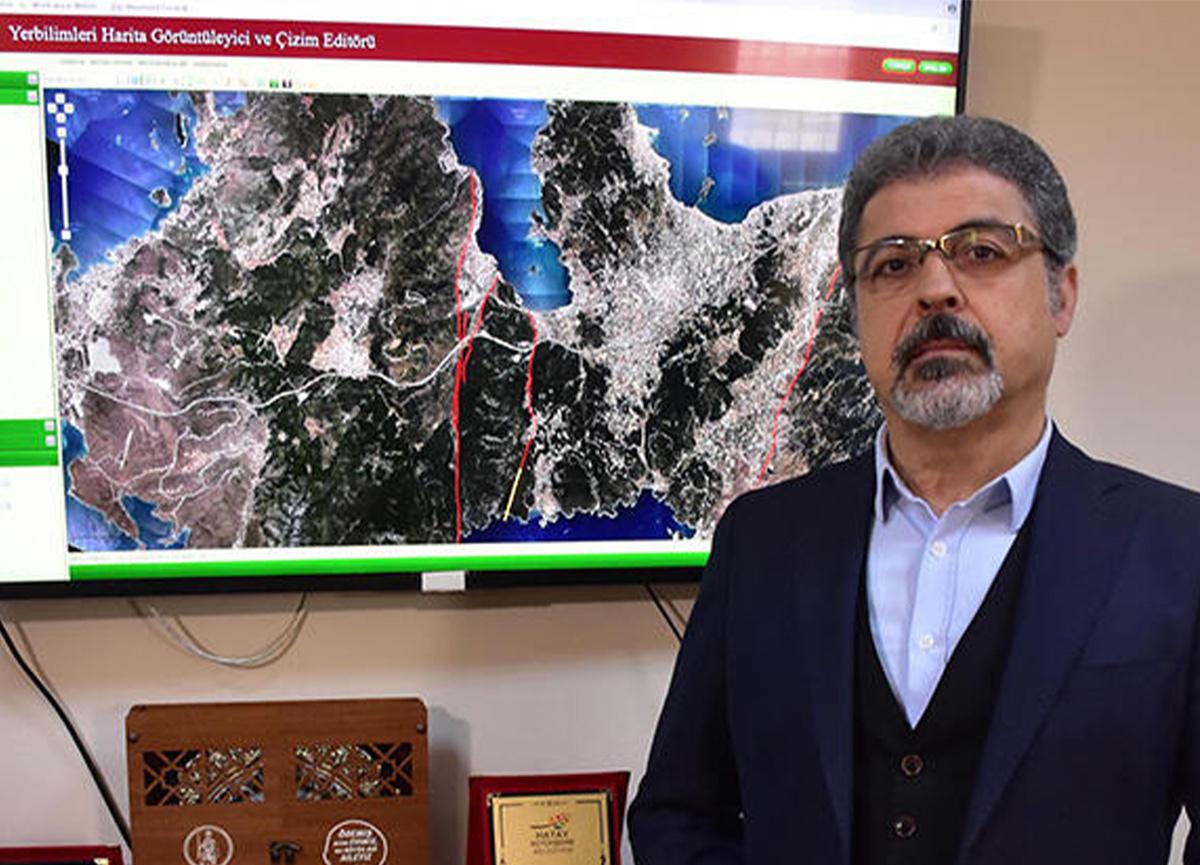 İzmir'deki yıkıcı deprem sonrası inceleme yapıldı! Prof. Dr. Hasan Sözbilir anlattı!