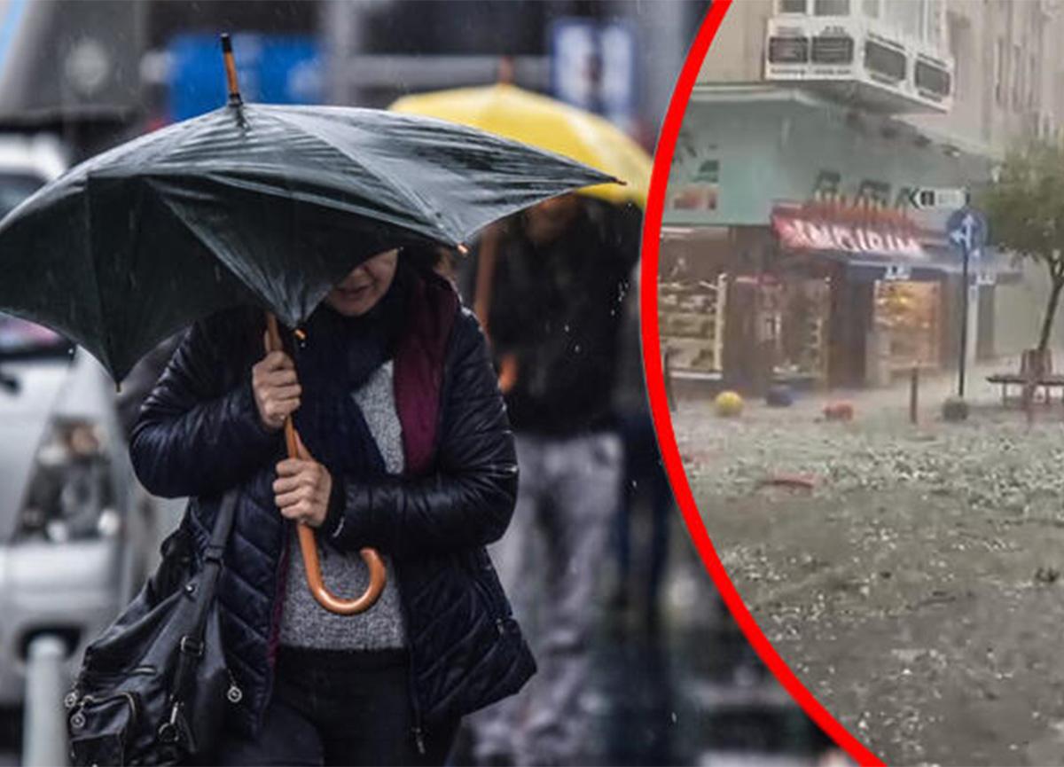 Meteoroloji, İstanbul için fırtına uyarısı yaptı