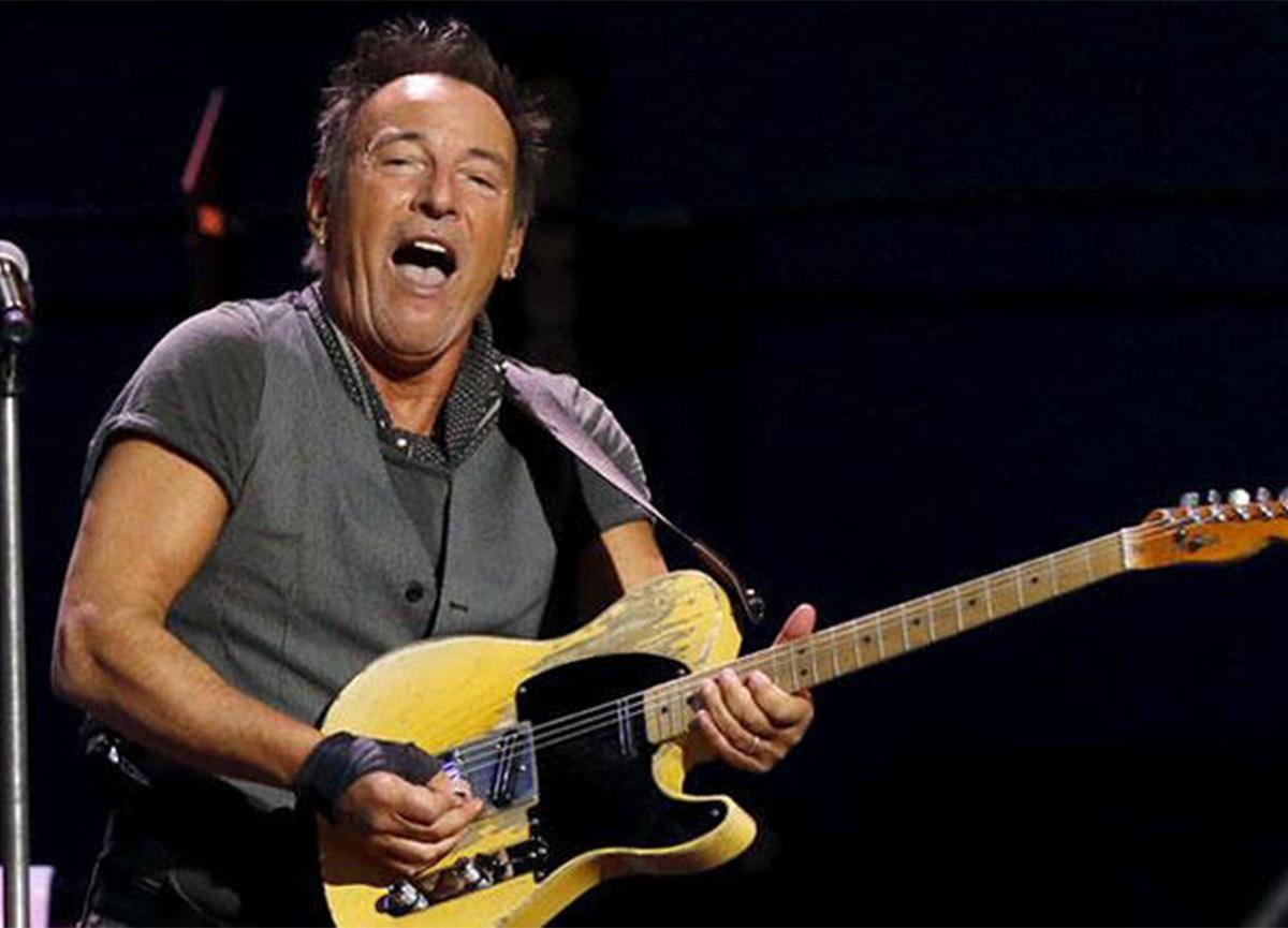 Rock efsanesi Bruce Springsteen'ın gözaltına alındığı ortaya çıktı!