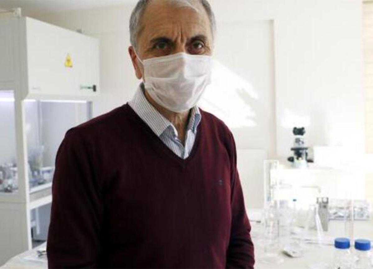 Doktor Erkan Özcengiz, koronavirüse karşı yerli aşı geliştirdi