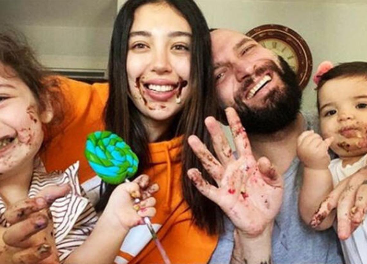 Özlem Ada Şahin, üçüncü bebek planı olmadığını söyledi