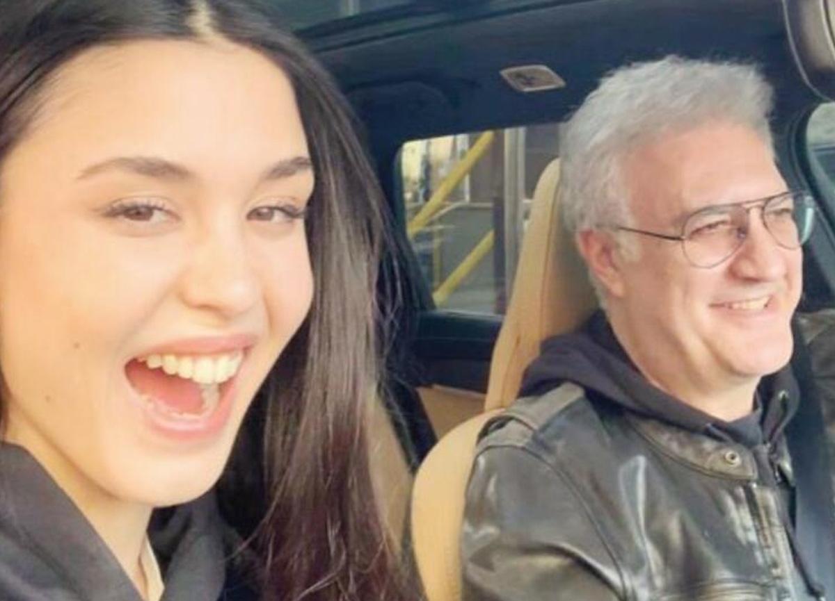 Tamer Karadağlı ve Iraz Yıldız'dan 'aşk' paylaşımı