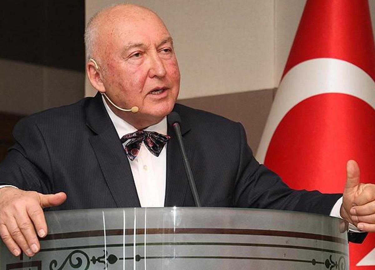 Prof. Dr. Ahmet Ercan İstanbul depremi için tarih verdi: Üç yıl depremle iç içe olacağız