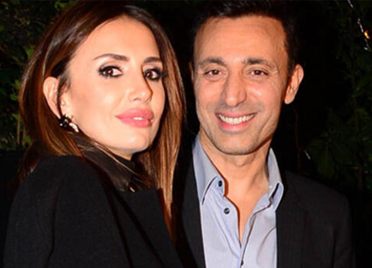 Mustafa Sandal'a eski eşi Emina'dan haciz!
