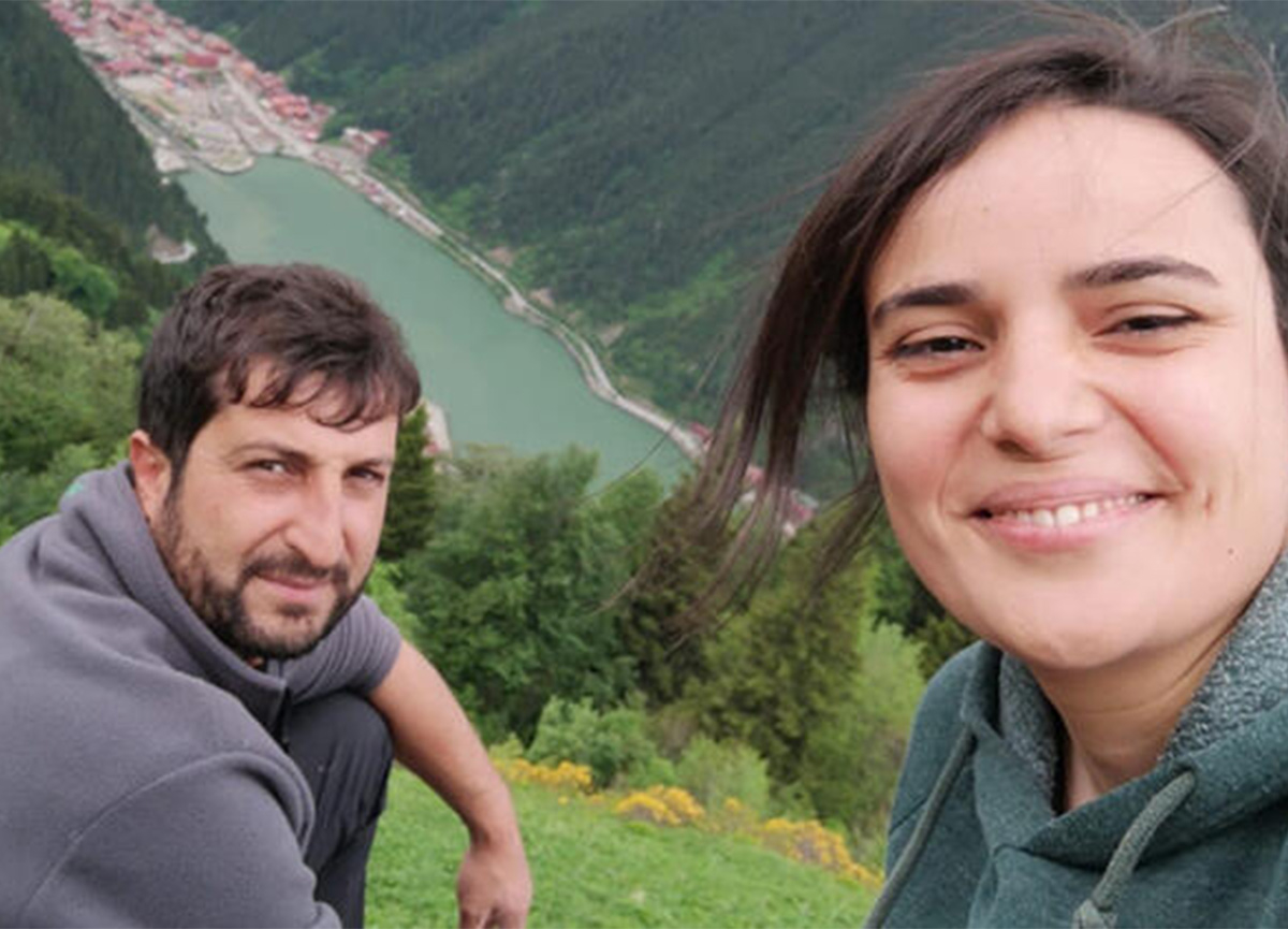 Trabzon'da genç çift evlerinde ölü bulundu