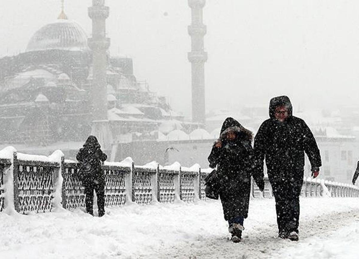 İstanbul Valiliği uyardı! İşte kar yağışıyla ilgili önlemler