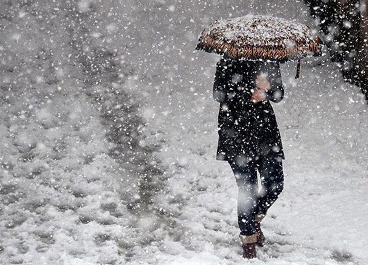 İstanbul'da kar yağışı başladı! Kaç gün etkili olacak?