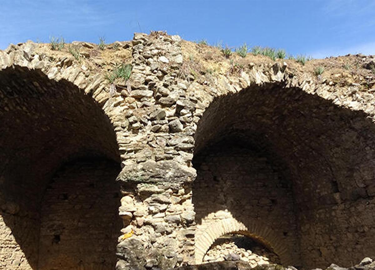 Aydın'da heyecanlandıran keşif! Roma'daki kolezyumun benzeri bulundu