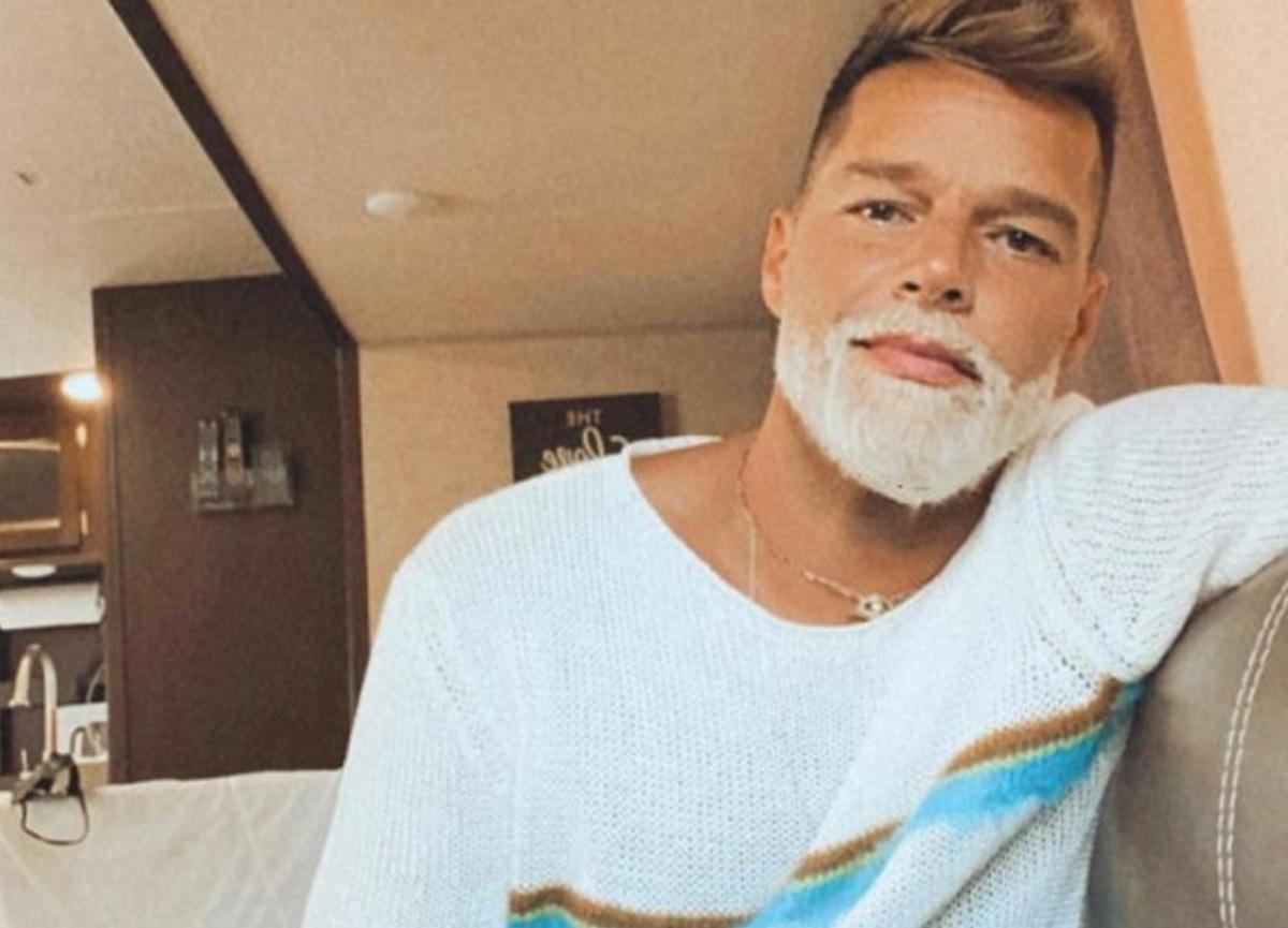 Ricky Martin'in son hali görenleri şaşkına çevirdi