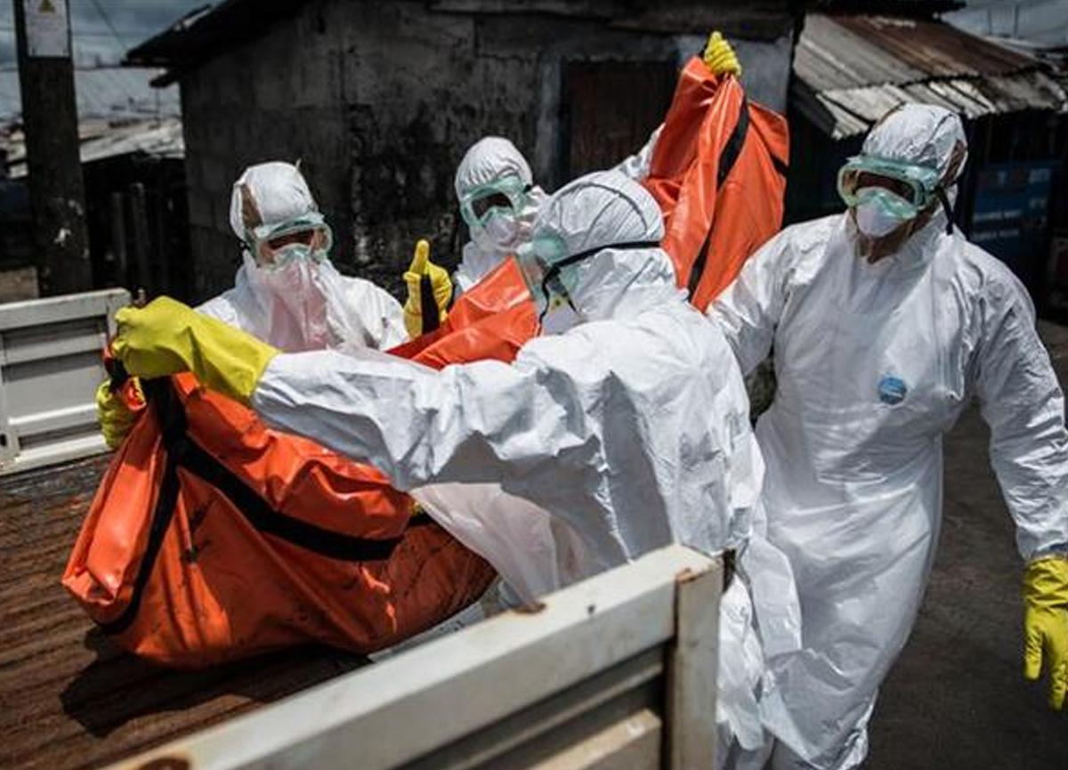 Ebola virüsü yeniden gündemde! 2016'dan beri ilk kez görüldü...