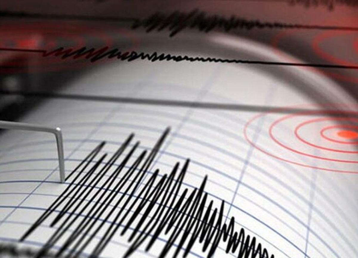 Ege Denizi'nde 4.1 büyüklüğünde bir deprem meydana geldi!