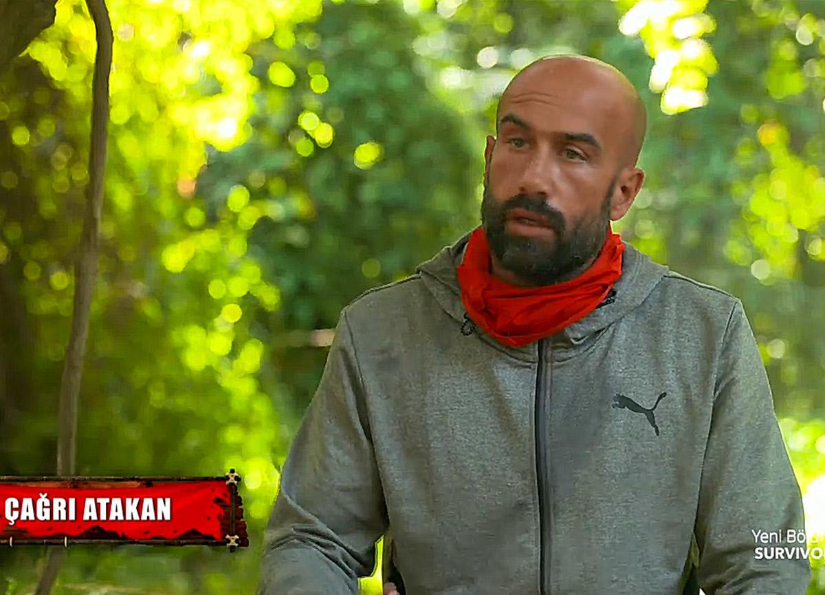 Survivor Çağrı kimdir, kaç yaşında, nereli? Survivor 2021 Çağrı Atakan hangi dizilerde oynadı?