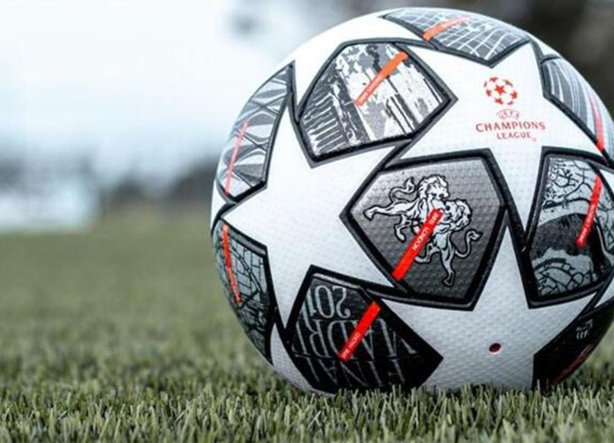 UEFA, Şampiyonlar Ligi'nin yeni topunu tanıttı!