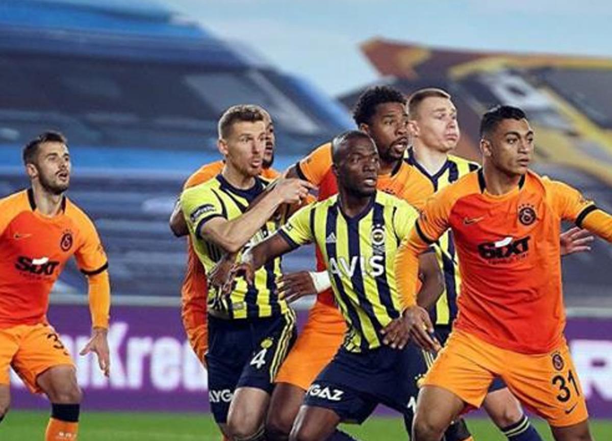 Galatasaray, Fenerbahçe maçındaki olaylar nedeniyle hukuki işlem başlatıldığını duyurdu
