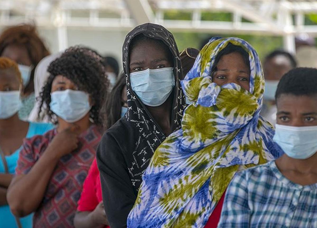 Koronavirüs Afrika'yı da derinden etkiliyor! Ölü sayısı 100 bine dayandı