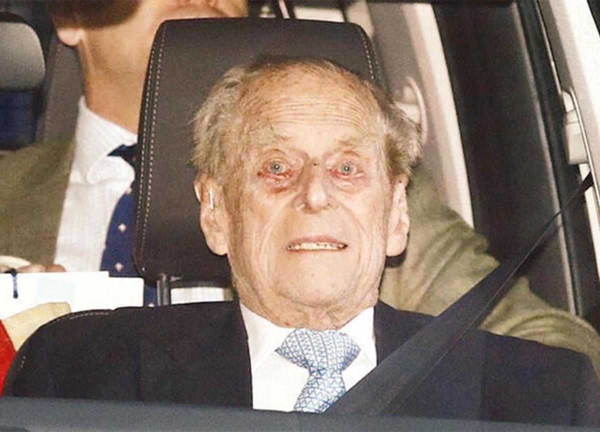 İngiltere Kraliçesi II. Elizabeth'in eşi Prens Philip hastaneye kaldırıldı