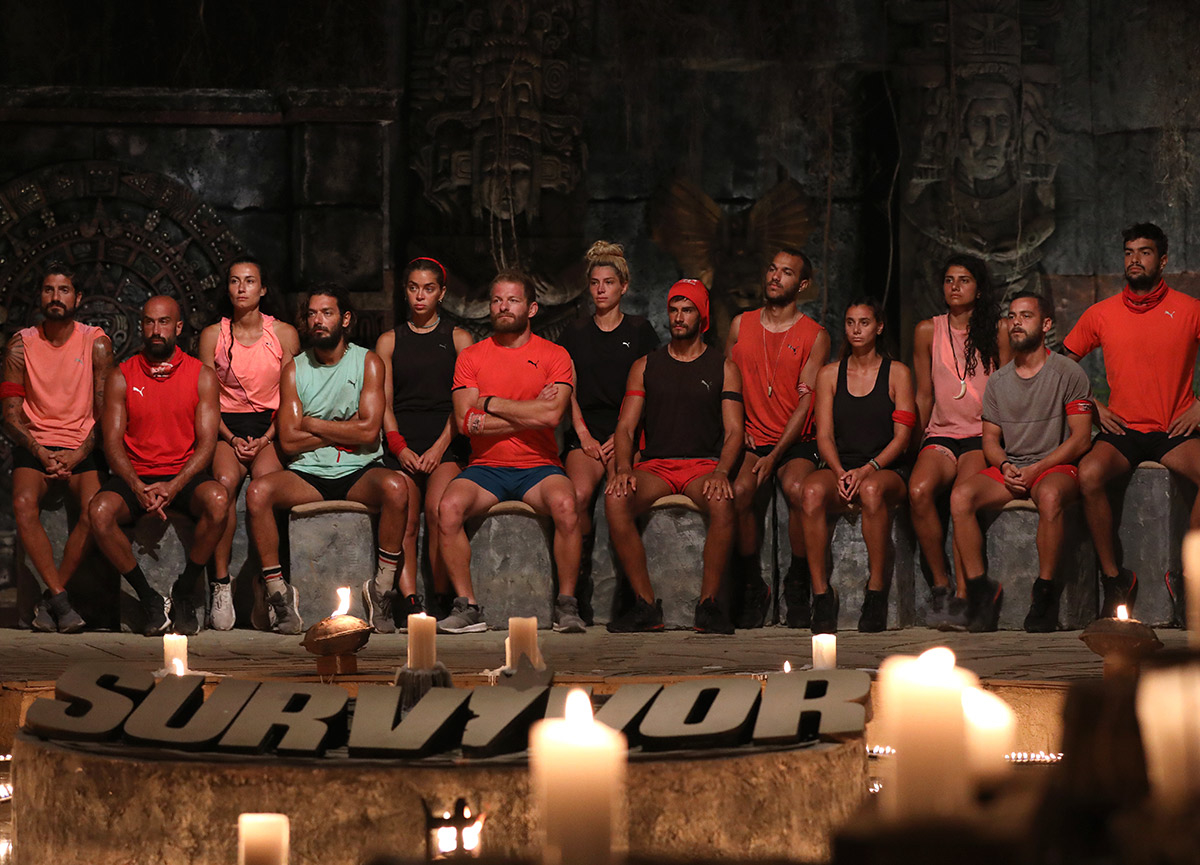 Survivor'da kim elendi? Survivor SMS birincisi kim oldu? 16 Şubat Survivor SMS sıralaması
