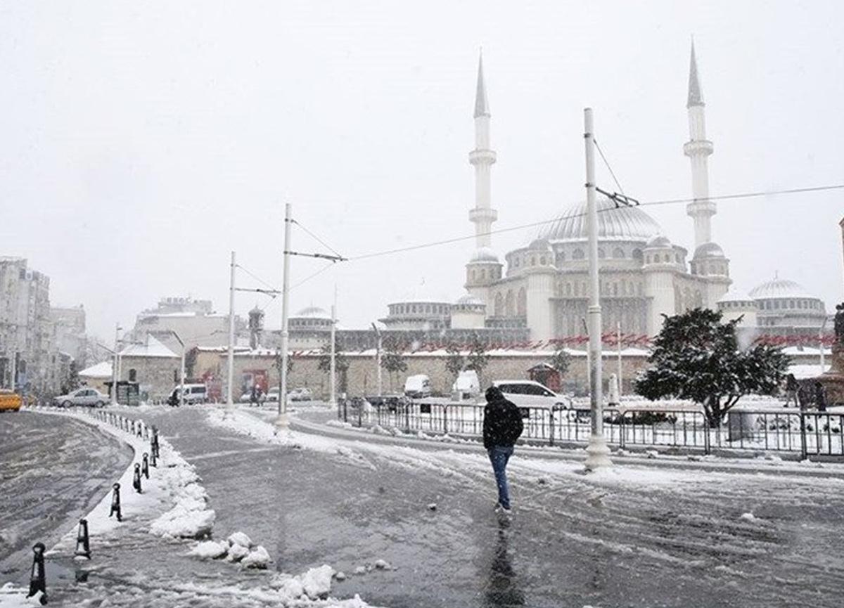 Kara veda: Meteoroloji'den İstanbul için yeni uyarı