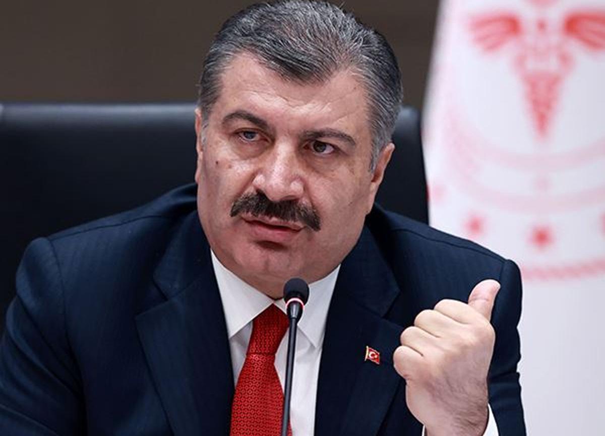 Sağlık Bakanı Fahrettin Koca en çok vaka artışının yaşandığı 5 ili açıkladı