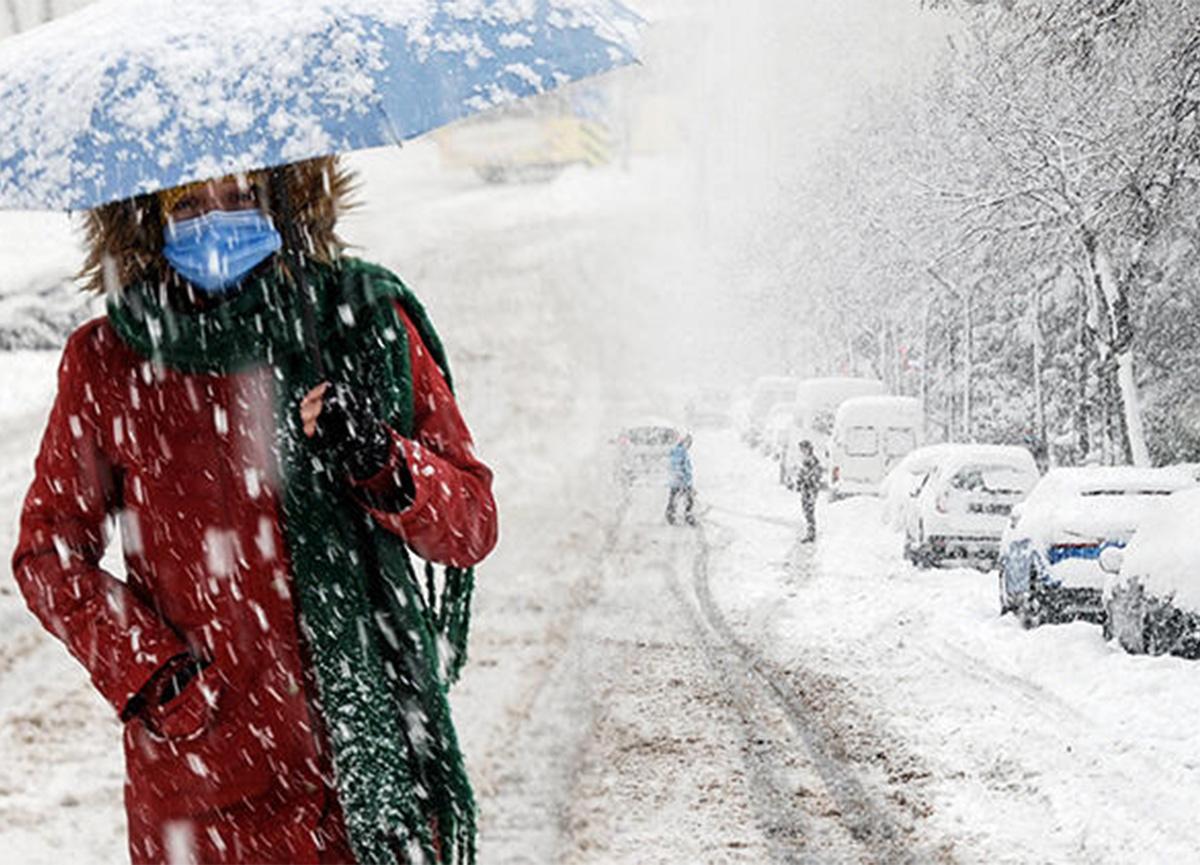 Meteoroloji, 33 kenti uyardı! Yoğun kar, sağanak, çığ...