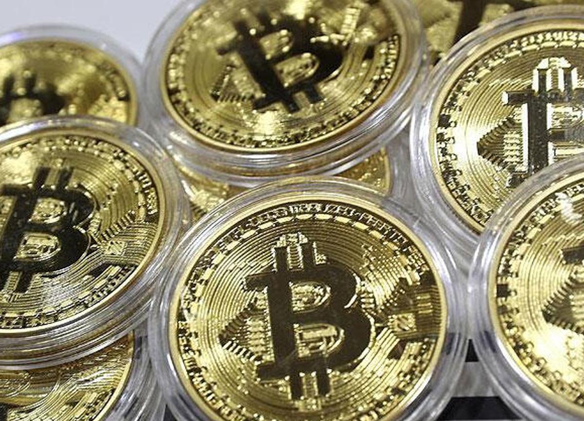 Bitcoin'den rekor üstüne rekor! Yeni zirve 56 bin 425 dolar...