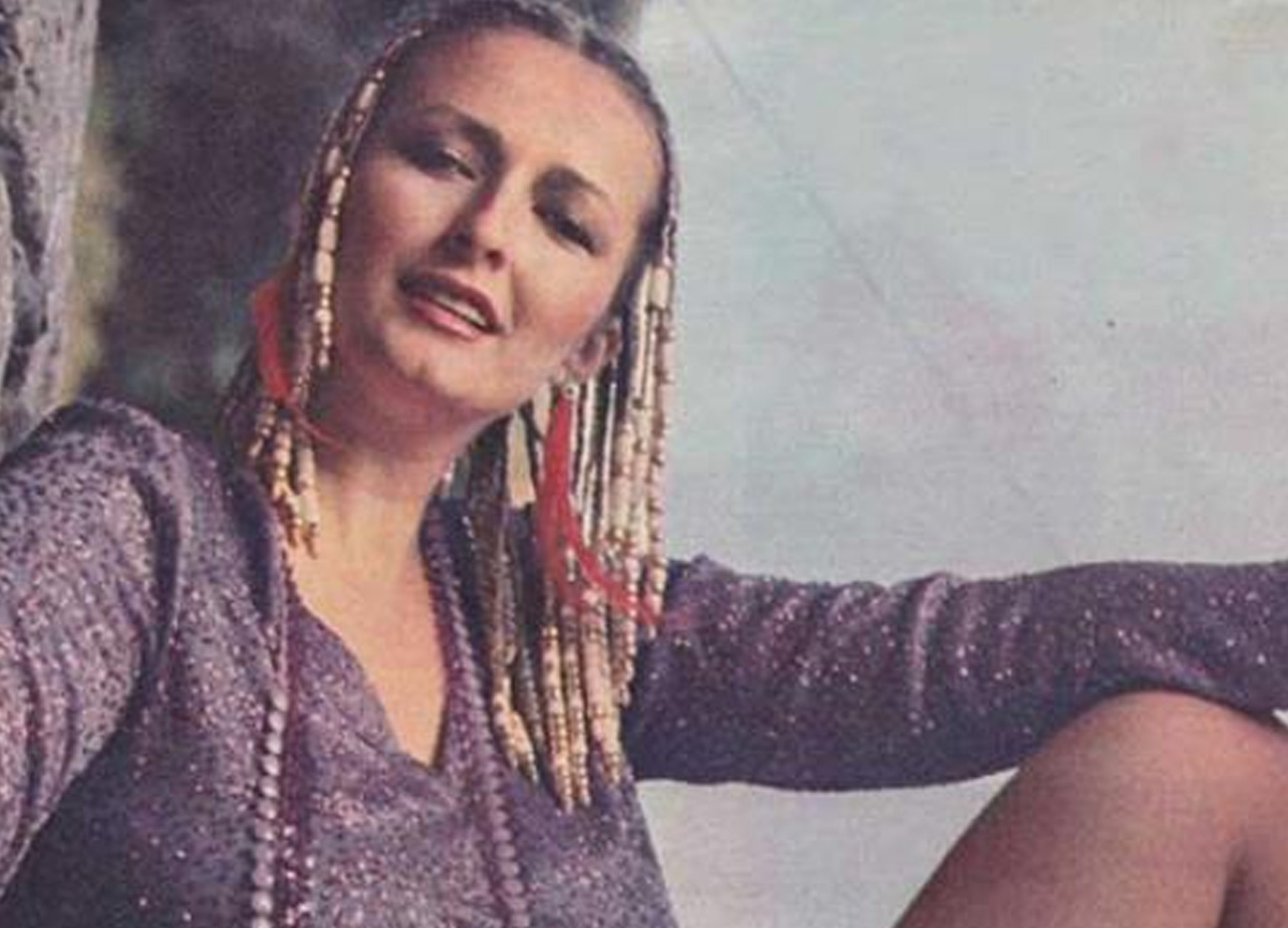 Türk popunun ünlü ismi Serpil Barlas hayatını kaybetti