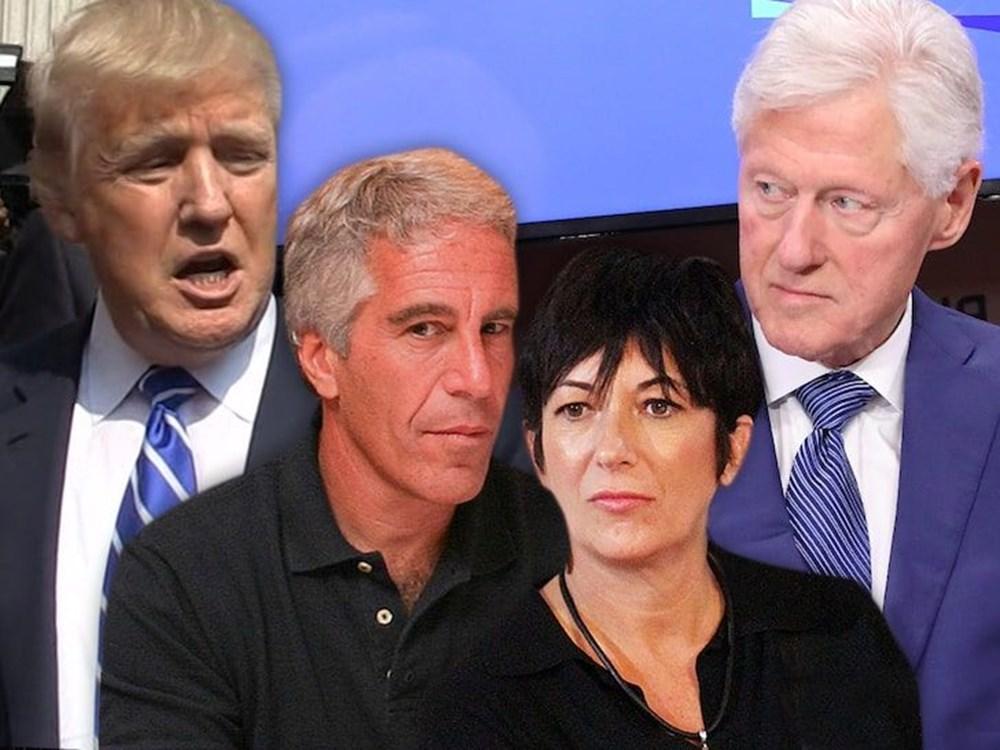 Eski CBS yapımcısının iddiası: Jeffrey Epstein'de Donald Trump ve Bill Clinton'ın gizli kasetleri var