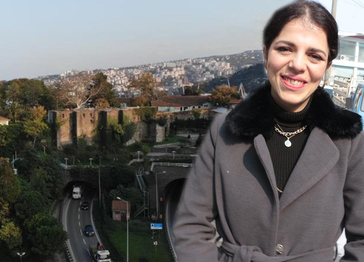 Trabzon'daki 700 yıllık kale Üçüncüoğlu ailesine miras kaldı